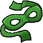 Green Bandit Mask
